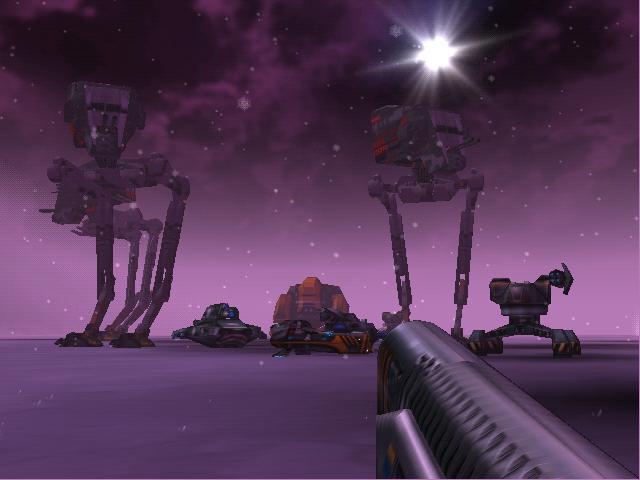 Battlezone 2 subworld for Battlezone 2